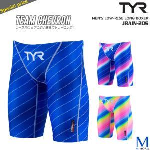 メンズ 競泳練習用水着 男性 TYR ティア JRAIN-20S|mizugi