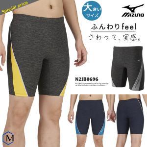 メンズ フィットネス水着 男性 大きいサイズ mizuno ミズノ N2JB0696|mizugi