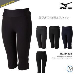 レディース フィットネス水着 ボトムス単品 mizuno ミズノ N2JB4338|mizugi