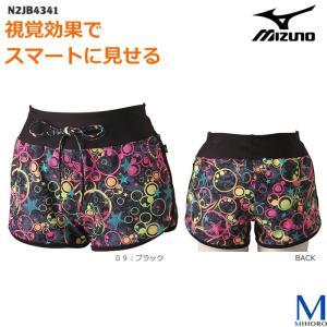 レディース フィットネス水着 ボトムス mizuno ミズノ N2JB4341 (特別価格につき交換返品不可)|mizugi