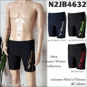 メンズ フィットネス水着 ミズノ N2JB4632 【特別価格につき交換返品不可】|mizugi
