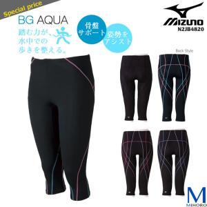 レディース フィットネス水着 ボトムス 女性 mizuno ミズノ 体幹 N2JB4820|mizugi