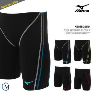 FINAマークなし メンズ 競泳水着 mizuno ミズノ N2MB0550|mizugi