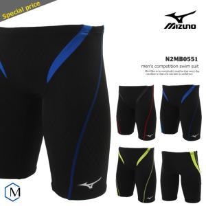 FINAマークなし メンズ 競泳水着 mizuno ミズノ N2MB0551|mizugi