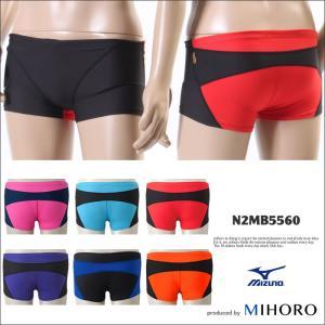 メンズ 競泳練習用水着 ミズノ N2MB5560|mizugi