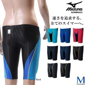 FINAマークあり メンズ 競泳水着 mizuno ミズノ N2MB6023|mizugi