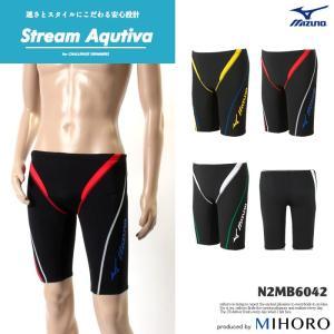 FINAマークなし メンズ 競泳水着 ミズノ N2MB6042|mizugi