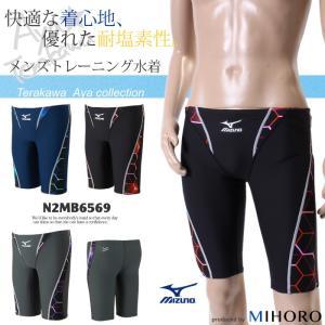 メンズ 競泳練習用水着 ミズノ N2MB6569  【特別価格につき交換返品不可】|mizugi