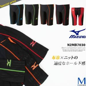 FINAマークあり メンズ 上級者用布帛競泳水着 選手用 FX・SONIC エフエックス・ソニック mizuno ミズノ N2MB7030 メンズ|mizugi