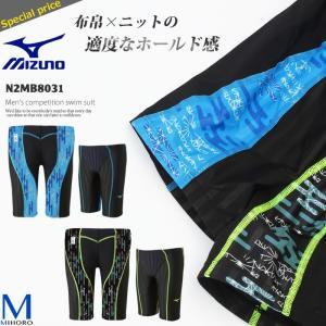 FINAマークあり メンズ 上級者用布帛競泳水着 選手用 FX・SONIC エフエックス・ソニック mizuno ミズノ N2MB8031 メンズ|mizugi