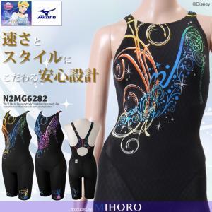 FINAマークなし レディース 競泳水着 ディズニー N2MG6282|mizugi
