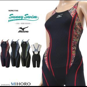 FINAマークなし レディース 競泳水着 ミズノ N2MG7755|mizugi