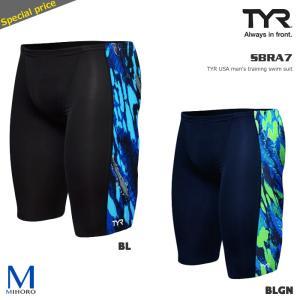 メンズ 競泳練習用水着 TYR ティア SBRA7|mizugi
