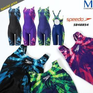 FINAマークあり レディース 競泳水着 speedo スピード SD48H54|mizugi