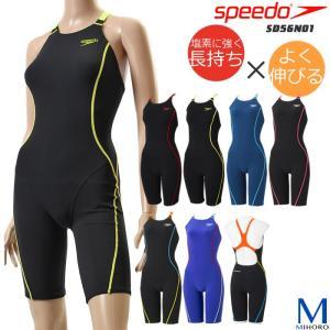 女性競泳練習用水着 <長持ち> speedo(スピード) SD56N01 レディース|mizugi