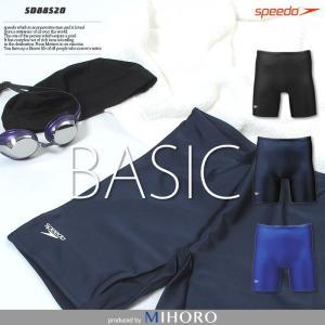メンズ ベーシックフィットネス水着 speedo スピード SD88S20 (特別価格につき交換返品不可)|mizugi