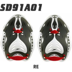 【水泳練習用具】bioFUSE パワーパドル <speedo(スピード)> SD91A01|mizugi