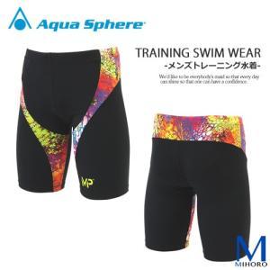 メンズ 競泳練習用水着 マイケルフェルプス エムピー MP アクアスフィア KIRALY JAMMER|mizugi