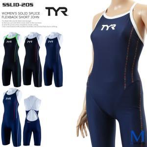 レディース 競泳練習用水着 女性 TYR ティア SSLID-20S|mizugi
