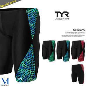 メンズ 競泳練習用水着 TYR ティア SSWA7(A)|mizugi