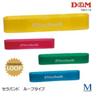 セラバンド ループ THERABAND LOOP D&M(ディーエム) [NKPS_OK] TLB-1〜4|mizugi