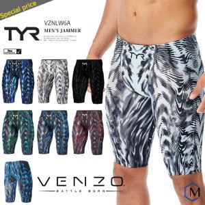(送料無料) FINAマークあり メンズ 高速水着 レース水着 選手用 VENZO TYR ティア VZNLW6A (返品・交換不可)|mizugi