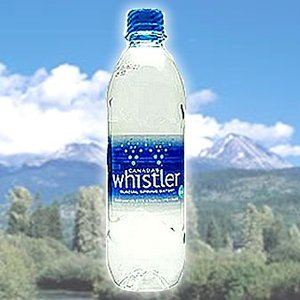 ウィスラーウォーター 500ml ペットボトル24本入り