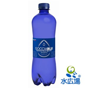 水 イタリア産 500ml  ゴッチアブルー無発泡 500mlx24本 天然水 ミネラルウォーター|mizuhiroba-jp