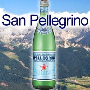 炭酸水 750ml サンペレグリノ グラスボトル 750mL...
