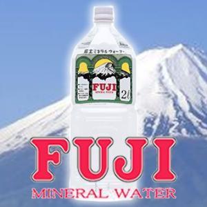 水 軟水 2L  富士ミネラルウォーター 2000mlx6本入り 送料無料 メーカー直仕入良品|mizuhiroba-jp