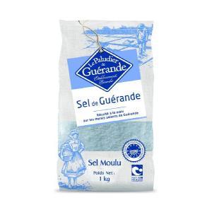ゲランドの塩 顆粒(1kg・袋)|mizuhiroba-jp