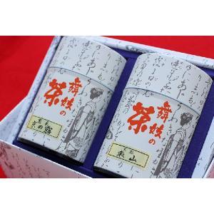30-16 詰合せ (玉露 東山C 110g缶入+煎茶 京の露C 110g缶入)|mizuhiroba-jp