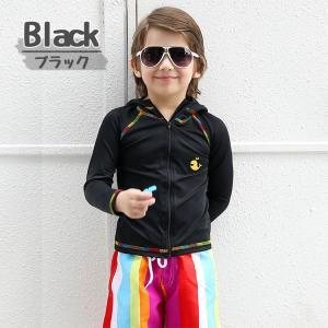 ラッシュガード キッズ 男の子 子供服 90c...の詳細画像3