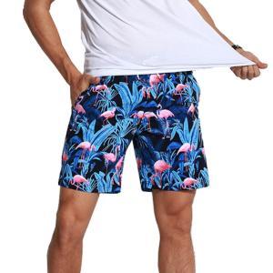 水着 メンズ サーフパンツ 海パン 海用パンツ 海水パンツ サーフショーツ ハーフパンツ 水陸両用 ...