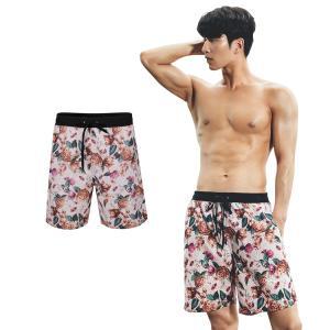水着 メンズ 海パン 水陸両用 海水パンツ サーフパンツ 韓国 ファッション SHEBEACH シー...