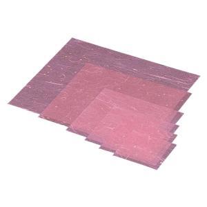 ラミネート 金箔紙(500枚入)桃 M30-423 mizumawari-chuubou