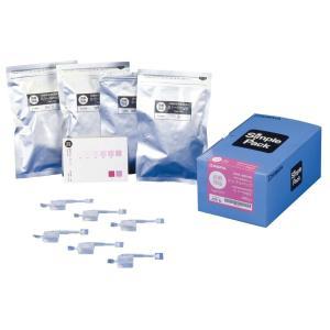 簡易水質検査キット シンプルパック 遊離残留塩素 8052-306