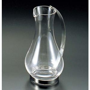ウォーターピッチャー No.3030(W)ガラス製|mizumawari-chuubou