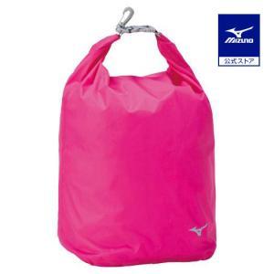 ミズノ公式 ロールバッグL ピンク