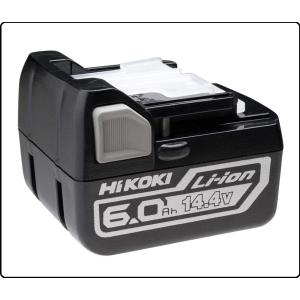 送料無料可 日立工機 BSL1460 高容量 6.0Ah 14.4 リチウムイオン電池 mizuno86272000