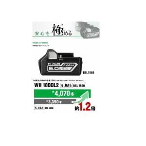 日立工機 BSL1860 高容量 6.0Ah 18V リチウムイオン電池 mizuno86272000