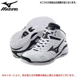 【在庫処分訳あり商品】MIZUNO(ミズノ)ウェーブリアル BB3(13KL240) バスケットボールシューズ バッシュ 軽量モデル|mizushimasports