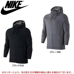 NIKE(ナイキ)DRI-FITタッチ フリース フルジップ スウェットフーディー(644294)トレーニング パーカー メンズ mizushimasports