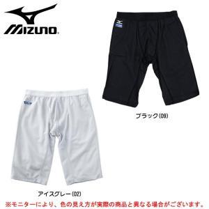 MIZUNO (ミズノ)アイスタッチ 5分丈パンツ(75CH423) スポーツ 下着 サマーアンダー メンズ|mizushimasports