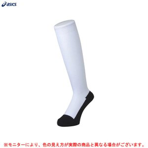 ASICS(アシックス)ジュニア 3Pソックス(3足組)(BAE54J)スポーツ 野球 カジュアル ...