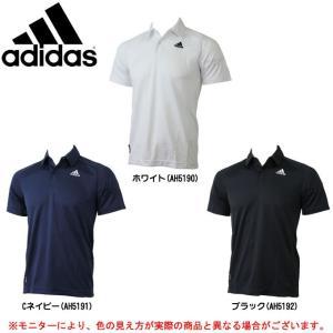 adidas(アディダス)M CL ESS POLO 半袖ポロシャツ(BBV27)スポーツ トレーニング 半袖 ポロシャツ メンズ|ミズシマスポーツ株式会社