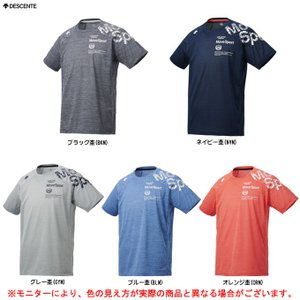 DESCENTE(デサント)ブリーズプラスTシャツ(DMMNJA62)スポーツ トレーニング ウェア...