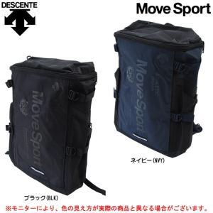 2aeaf562719f DESCENTE(デサント)スクエアバックパック(DORC8391)Move Sport リュックサック デイバッグ カジュアル ユニセックス