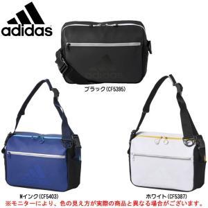 adidas(アディダス)パフォーマンス エナメルショルダーバッグ M (DUD36)スポーツ スポーツバッグ 部活 通学 鞄 かばん バッグ