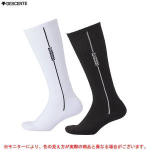 DESCENTE(デサント)2足組ハイソックス(DVAOJB00)バレーボール トレーニング スポー...
